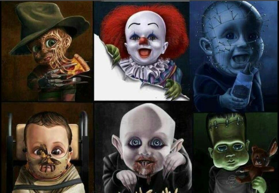 Little Monsters Movie Characters