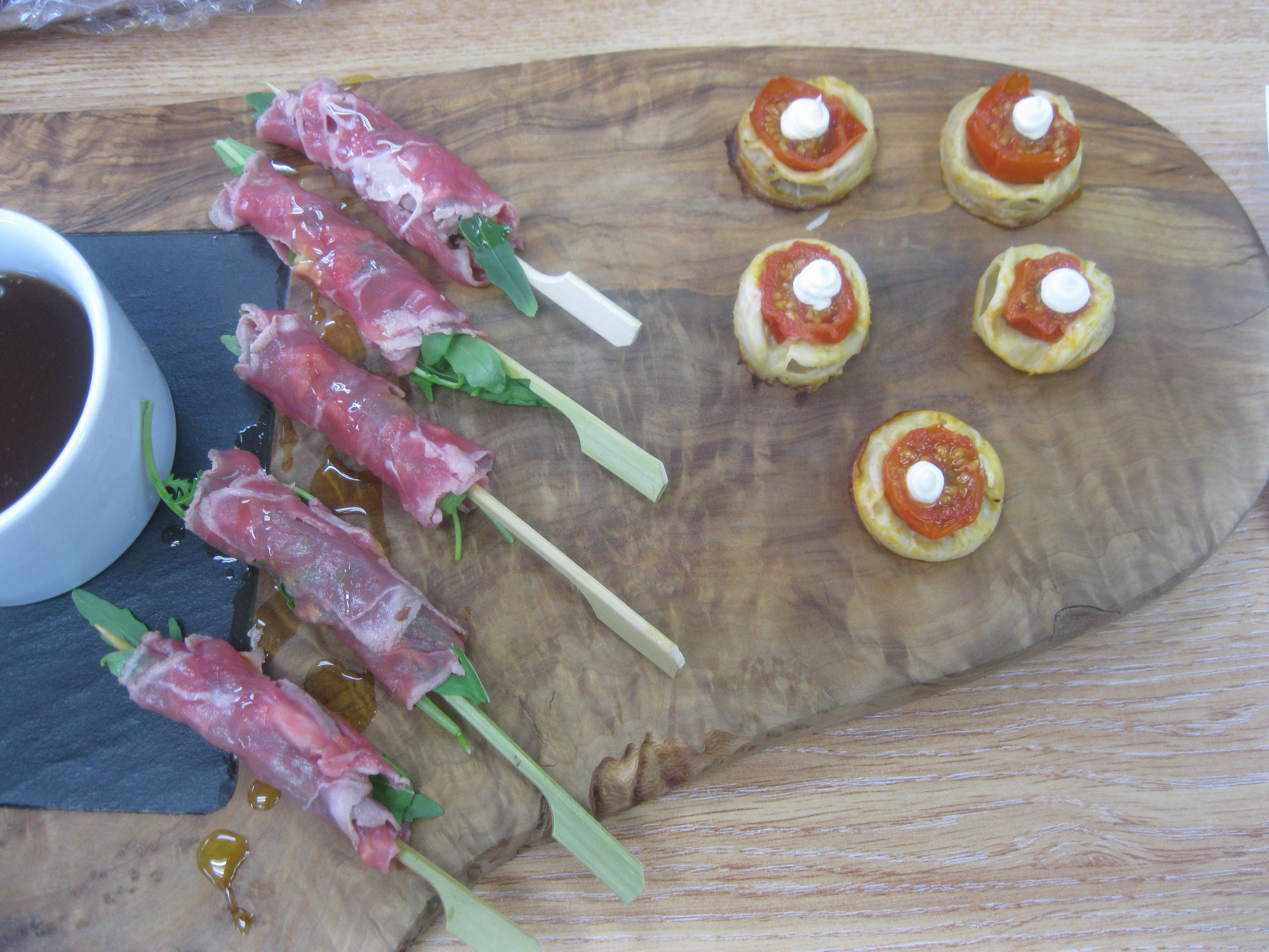 #Food #Presentation #FoodbyDish #LondonCaterers