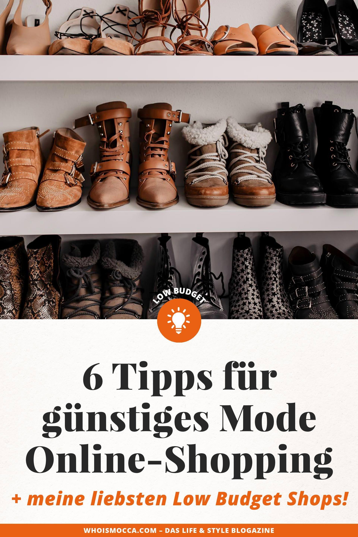 6 tipps für günstiges mode online-shopping + meine liebsten