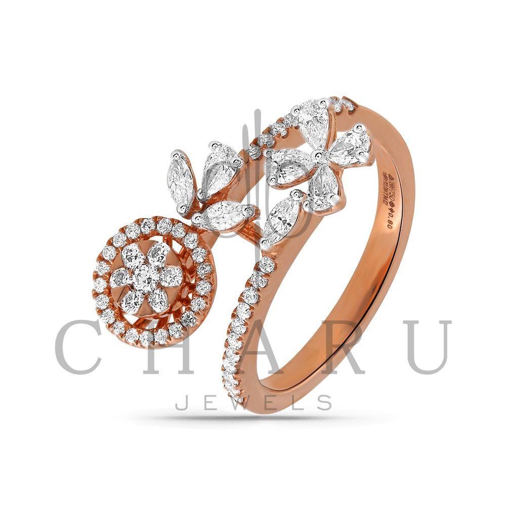 Carat pear diamond valentine dayus wedding engagement ring in