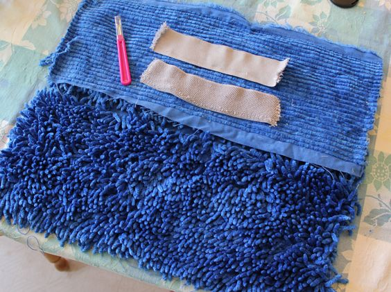 Make Your Own Steam Mop Cleaning Pad