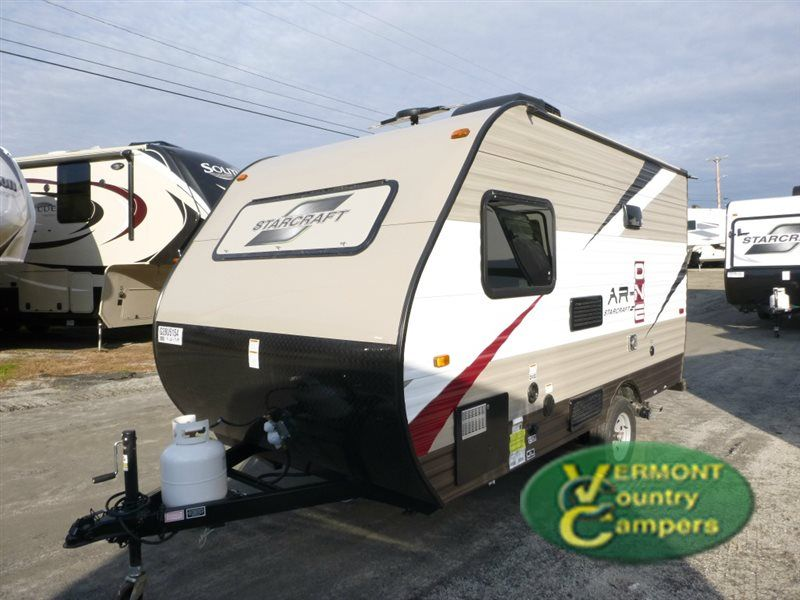 New 2016 Starcraft ARONE 14RB Travel Trailer at Vermont