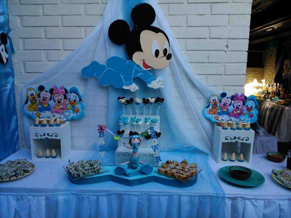 Mickey Bebe In 2019 Mickey Baby Showers Mickey Mouse Baby