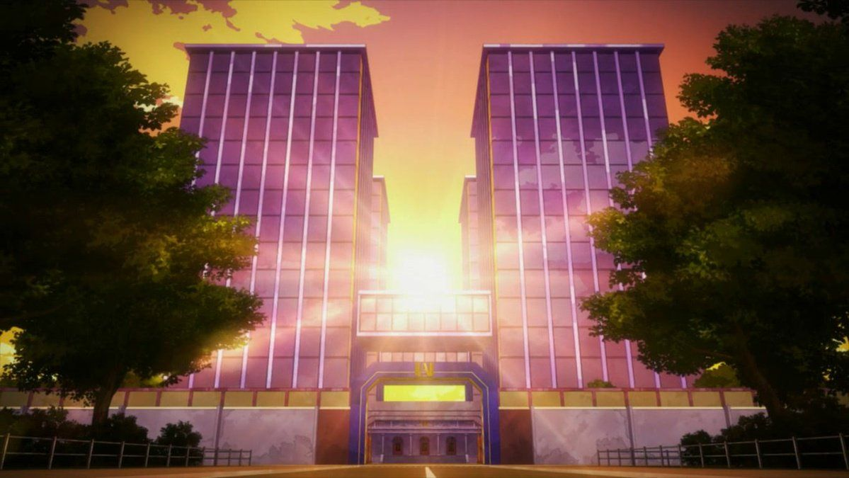 My Hero Academia Anime Planet My Hero My Hero Academia Scenery Wallpaper