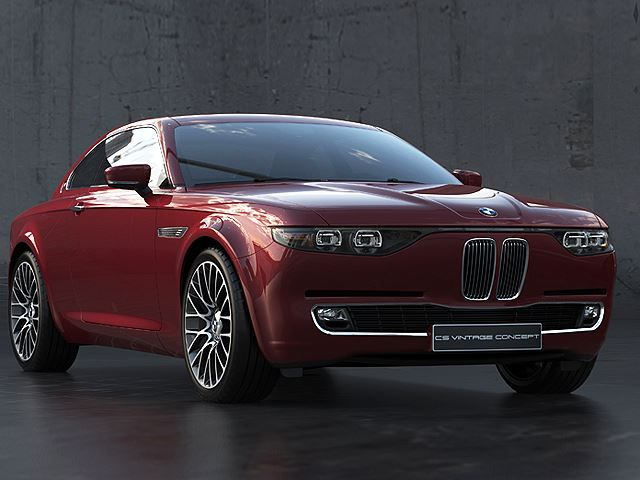This Retro Bmw Concept Is The Perfect Blend Of Old And New Bmw Concept Bmw Vintage Concepts