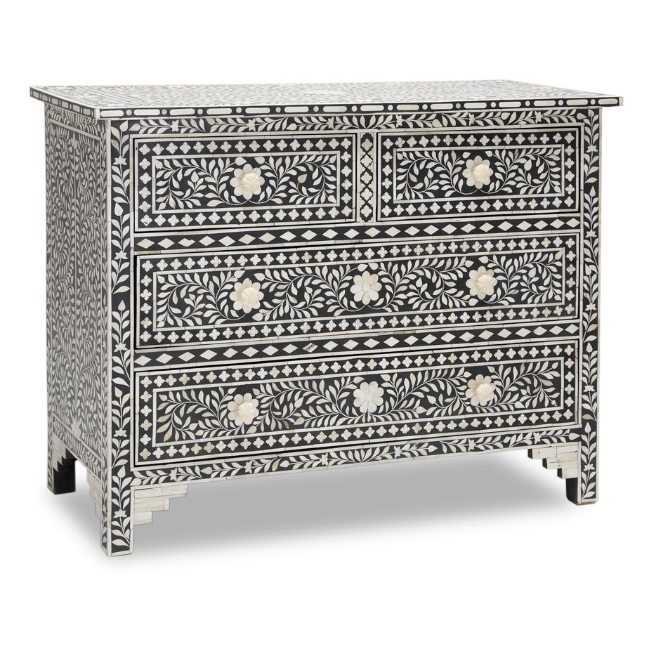 Pin By Sanchi Filiap On Bone Inlay Furniture