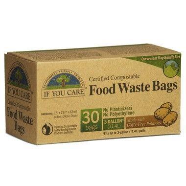 Compostable Trash Bag (30 pcs)