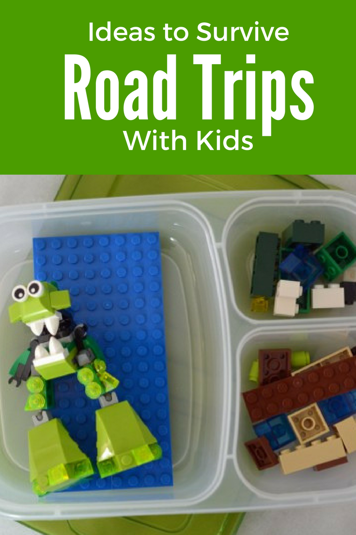 5 Ways to Pass The Time On A Road Trip With Kids Road