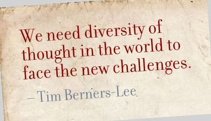 Quotes On Diversity Pleasing March  2013  Higher Edge  That.is Fpapound  Pinterest
