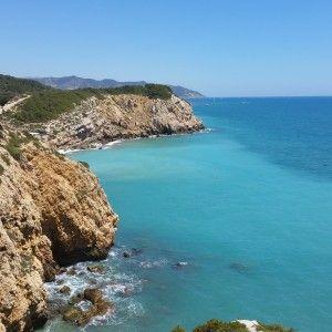 Ruta Sitges a Vilanova i la Geltrú