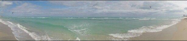 Panoramique the beach
