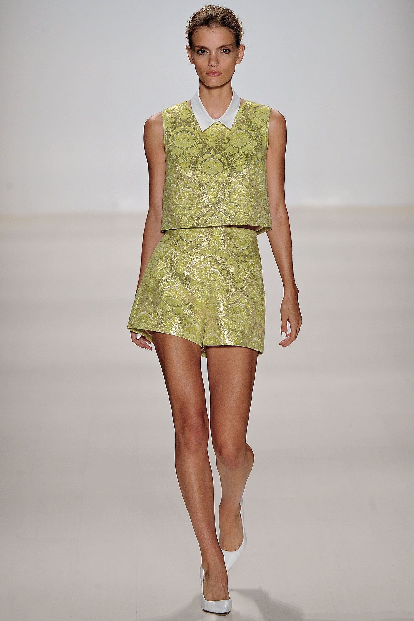Erin Fetherston SpringSummer 2015 Collection – New York Fashion Week forecast