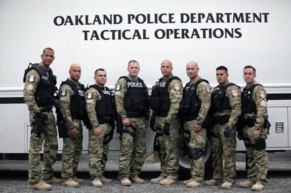 Oakland, California PD - Tactical Operations | Police