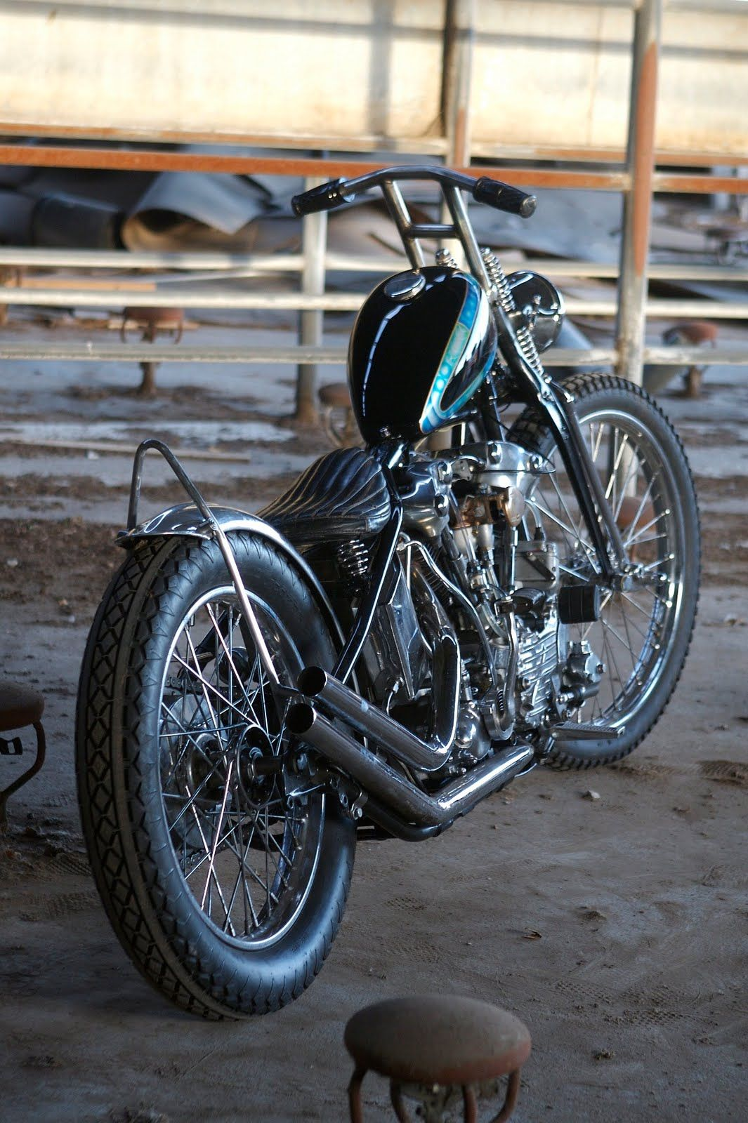 1945 Harley Davidson Knucklehead By Jeremiah Armentas Love Cycles