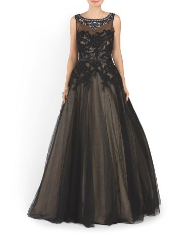 Holiday Ball Gown | Ball gowns, Sequin