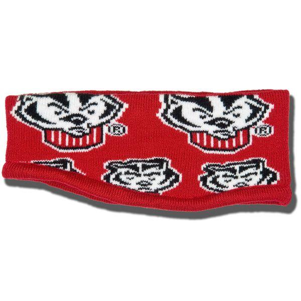 Logofit Bucky Headband (Red)