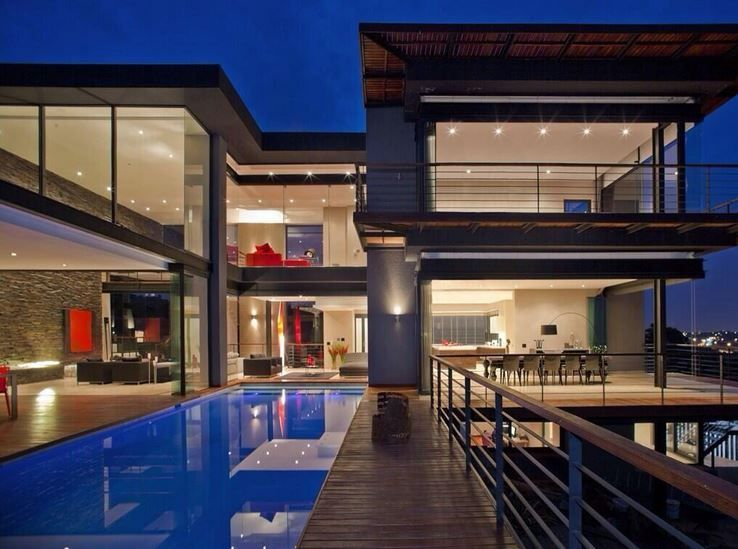 Luxurious Modern Living.