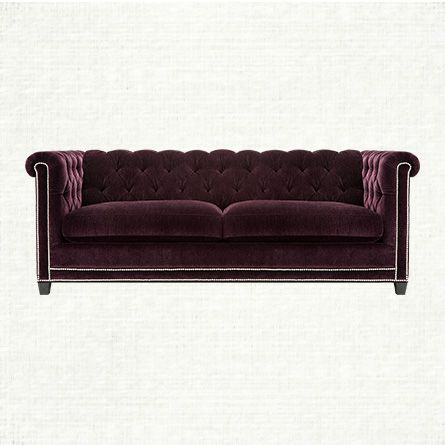 Avail Beginning Of March Vangogh Queen Tufted Upholstered Sleeper Sofa Arhaus Furniture Mobilier De Salon Meuble Salon Deco
