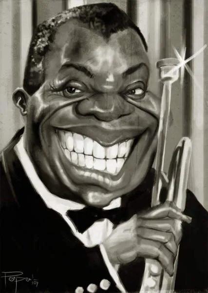 Amazing Caricatures of Celebrities
