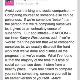 Avoid comparisons
