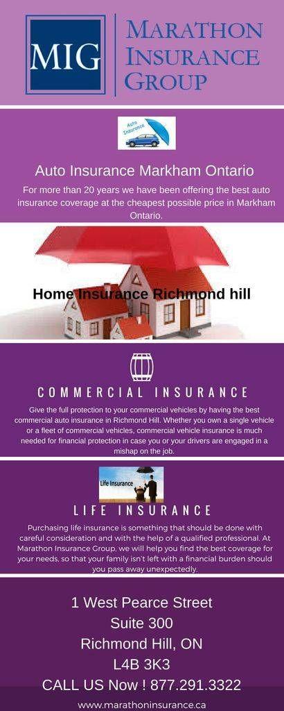 Auto Insurance Markham Ontario | Car insurance, Best car ...