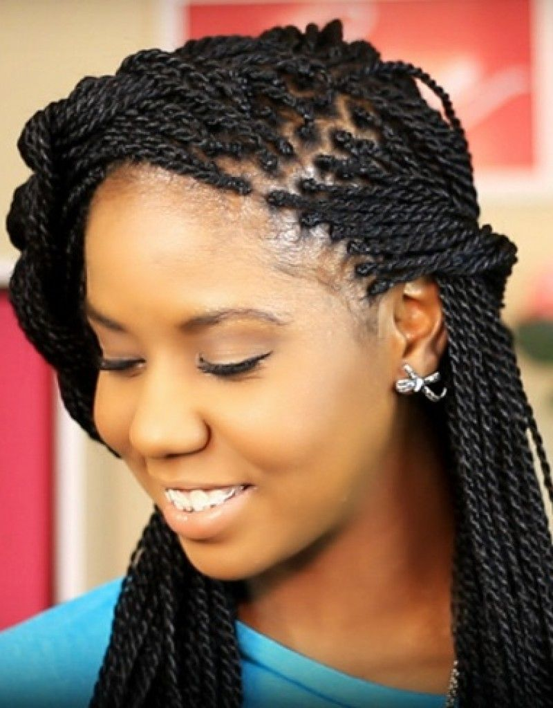 15 Exquisite Diy Box Braided Hairstyles Fancy Style Thin Box