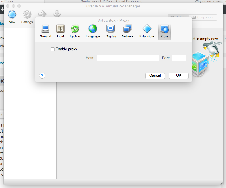 Run VirtualBox on Ubuntu 14 04 Cloud Server Instance | Cloud