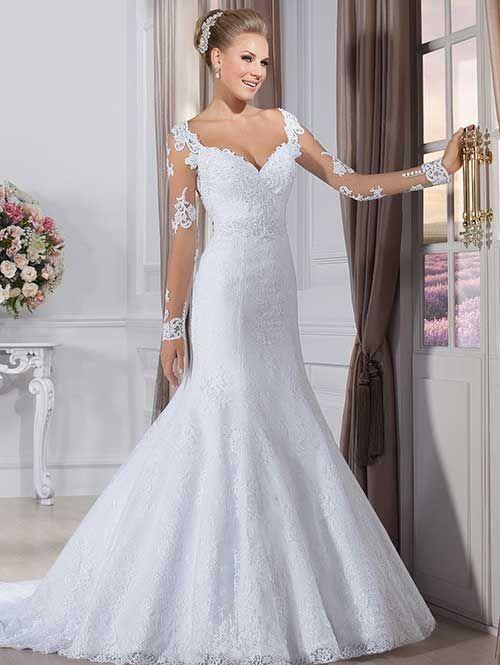 131b8b17a6 A escolha do vestido de noiva – arrisco dizer – é o momento mais importante  dos