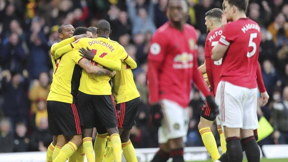 Watford 2 0 Man Utd Live Result Premier League 2019 20 Man Utd Player Ratings Vs Watford De Gea Flops In 2020 Premier League Manchester United Premier League Watford