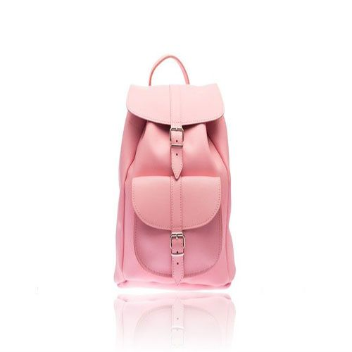 Pink Leather Rucksack Large LR-PINK with its big main compartment is suitable for keeping all your important documents well organized. The outer small compartment adds to user convenience. Features: Length : 28 cm; 11.02 inch Height : 33 cm; 12.99 inch Width :  14 cm;  5.51 inch Large main compartment Carry Handle Shoulder Strap Outer small […]