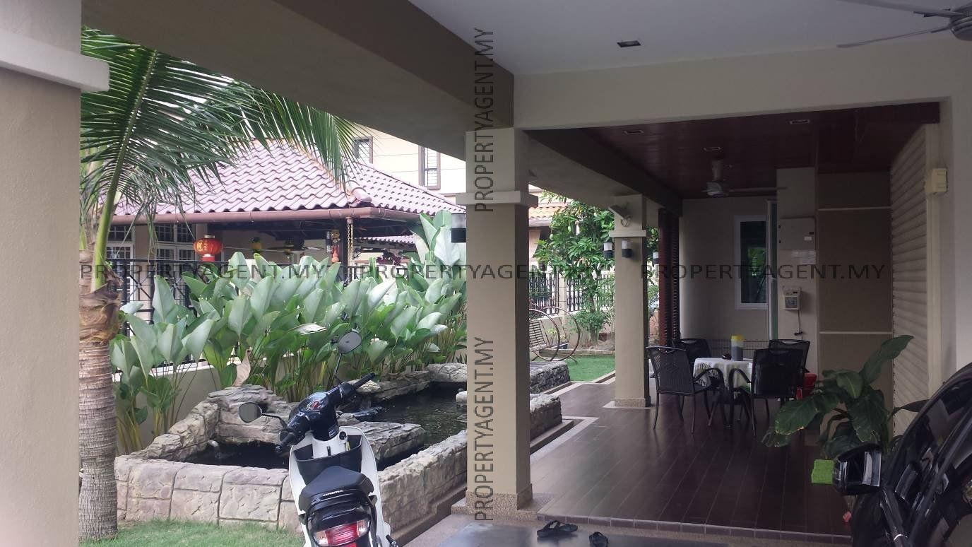 Bandar Puteri 9 2sty Semi D House For Sale Semi D New Property
