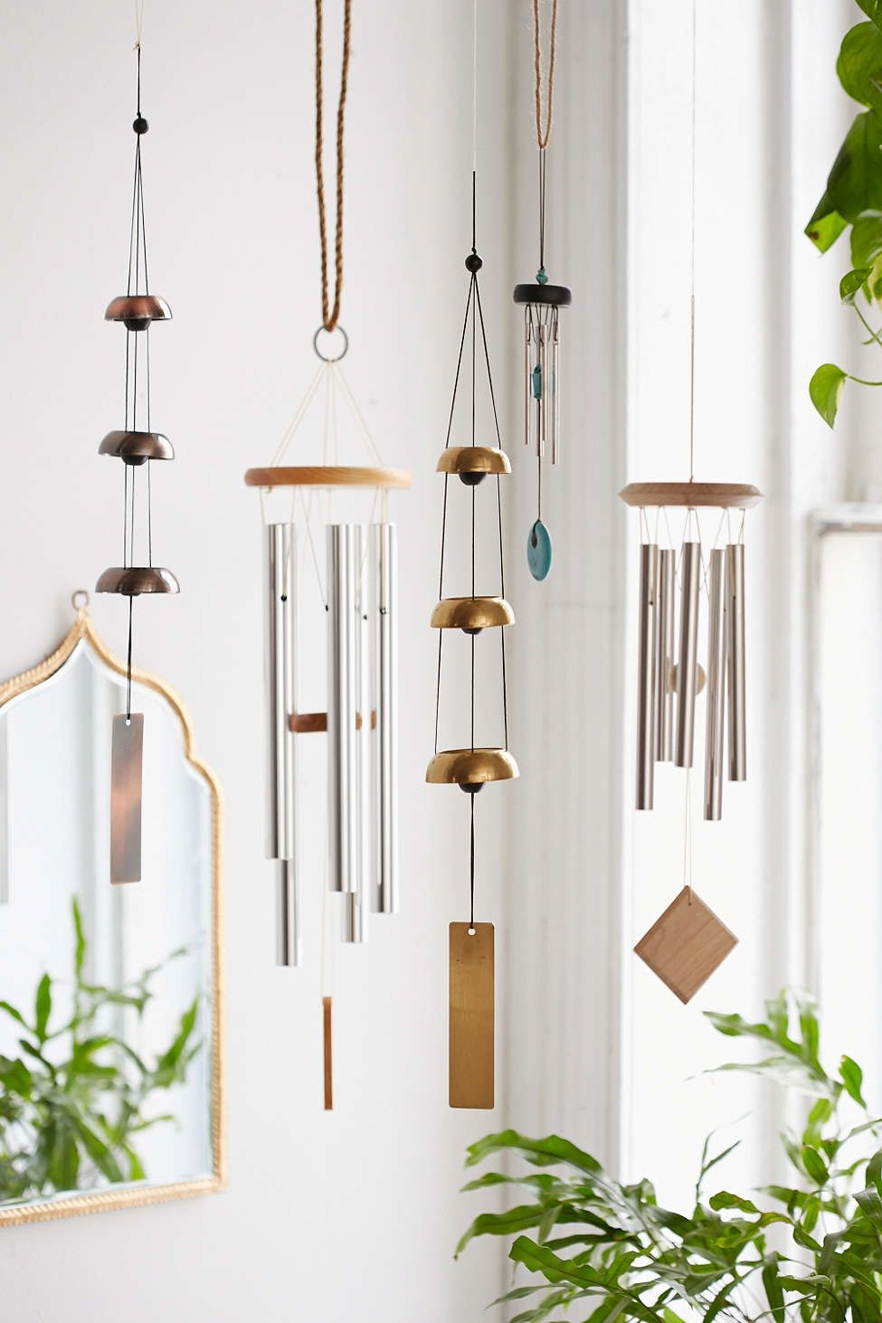 Woodstock Chimes Temple Bells Chime | M A C R A M E | Temple bells
