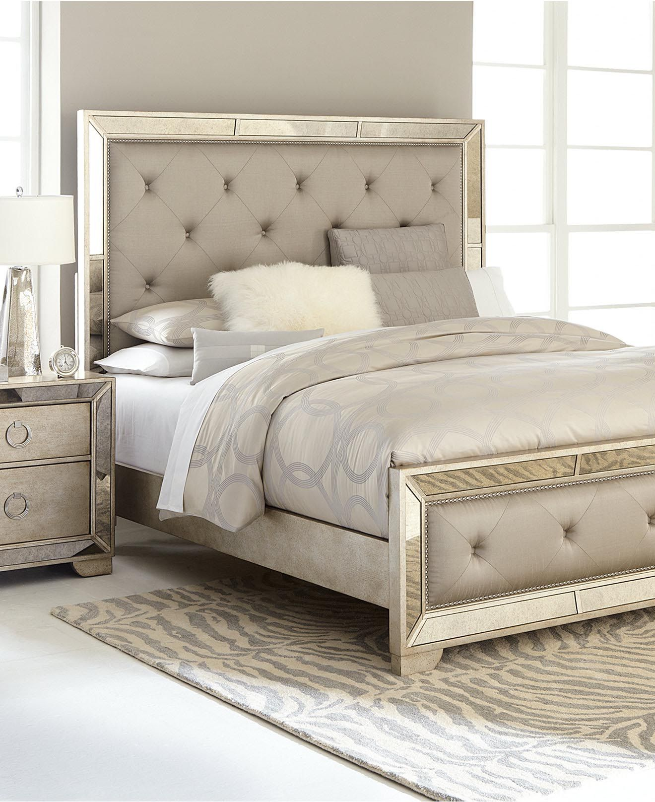 good looking mirrored glass bedroom furniture darbylanefurniture com collections complete bed frame set
