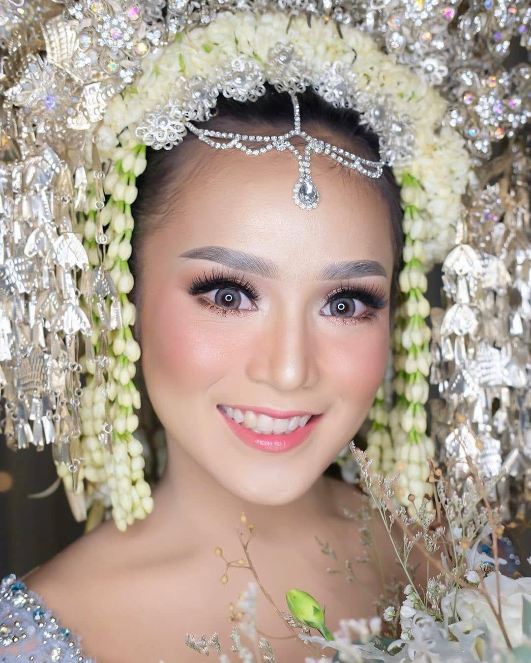 Makeup Flawless Minang Di 2020 Pengantin Kecantikan Beautiful