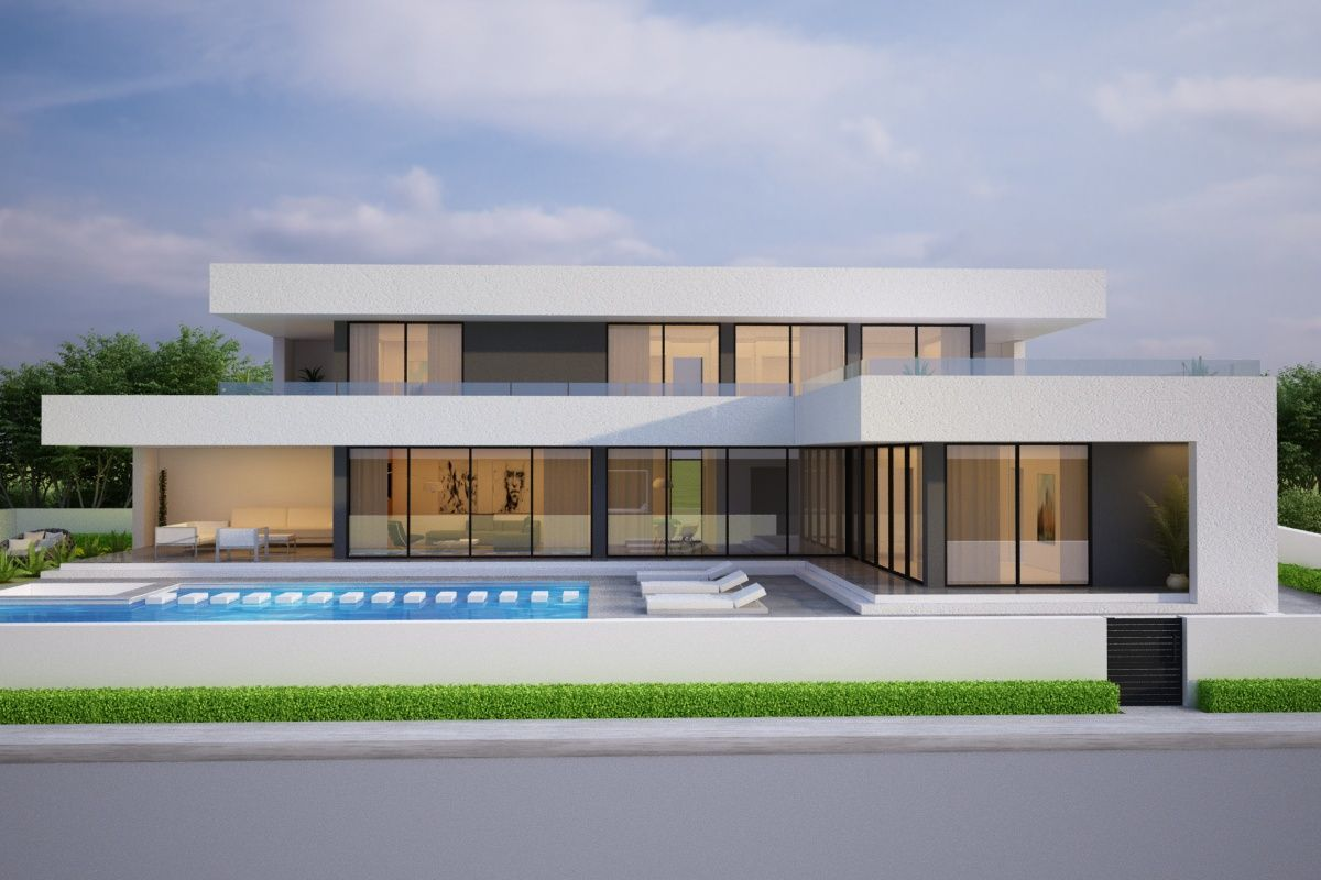 Cosan development villa imani casas pinterest fachadas