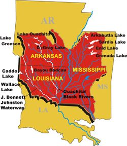 Everyone Is Encouraged To Visit Vicksburg District Us Army Corps - Us-corps-of-engineers-district-map