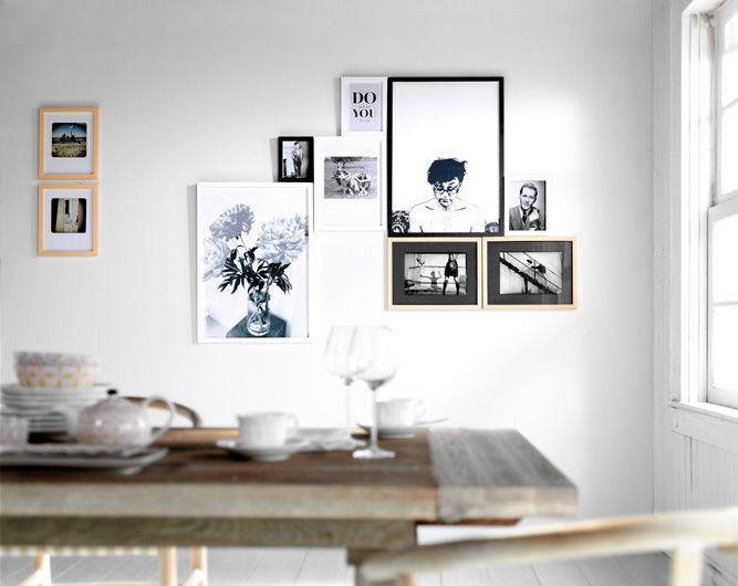 Marcos de fotos inspiraci n pinterest marcos de - Ideas para enmarcar fotos ...