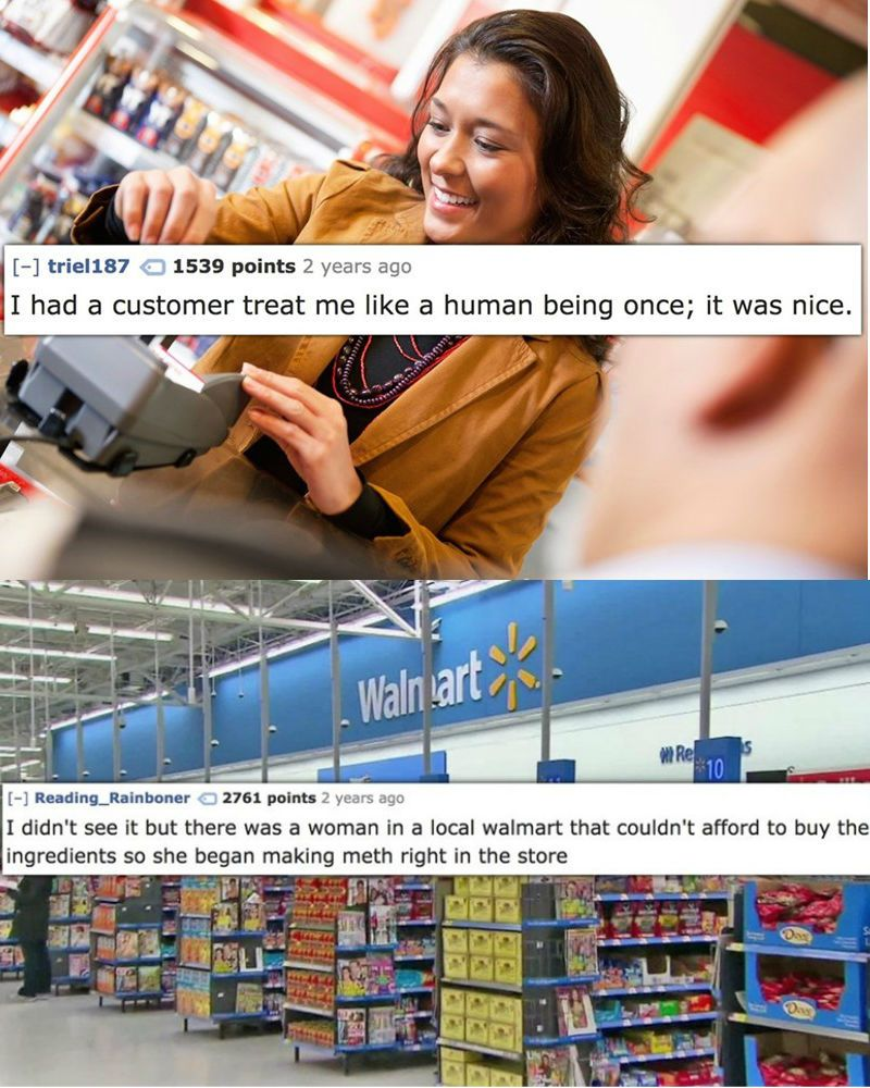 15 Walmart Employees Share The Most Unexpected Things They