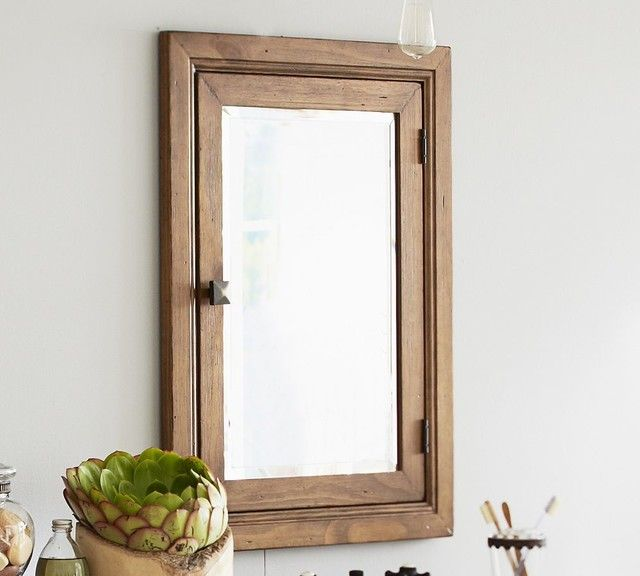 Recessed Bathroom Medicine Cabinet | For the Home | Pinterest ...