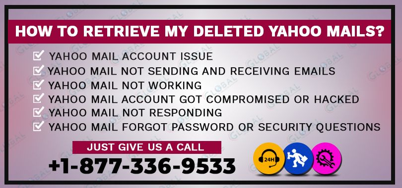recover old yahoo email address