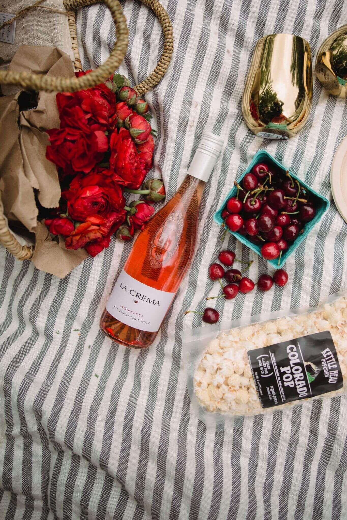 A Sunday Farmers Market Picnic La Crema Wine Discount Cooking Wine Wine
