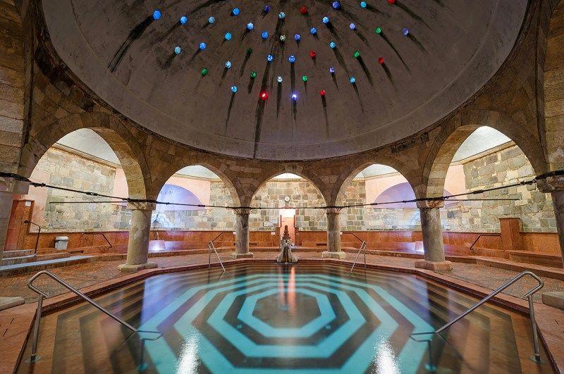 Rudas Baths Budapest Budapest Thermal Baths Best Bath Thermal Bath