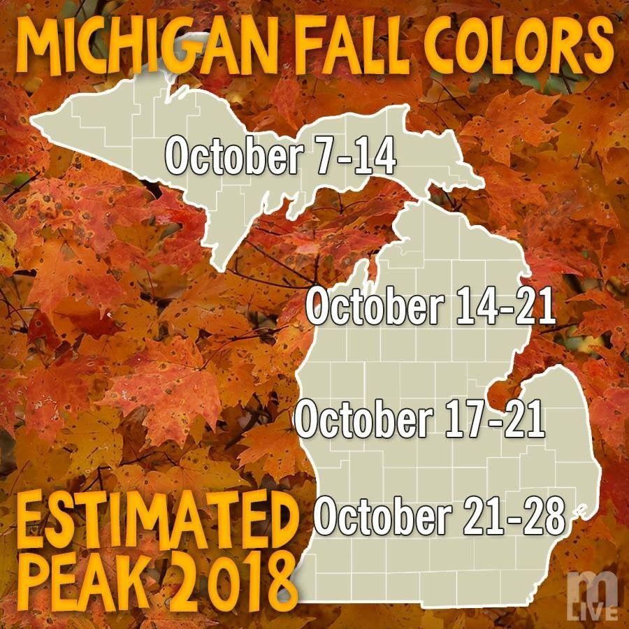Pin By Niki Voikos On Michigan Country Fall Colors Fall Michigan