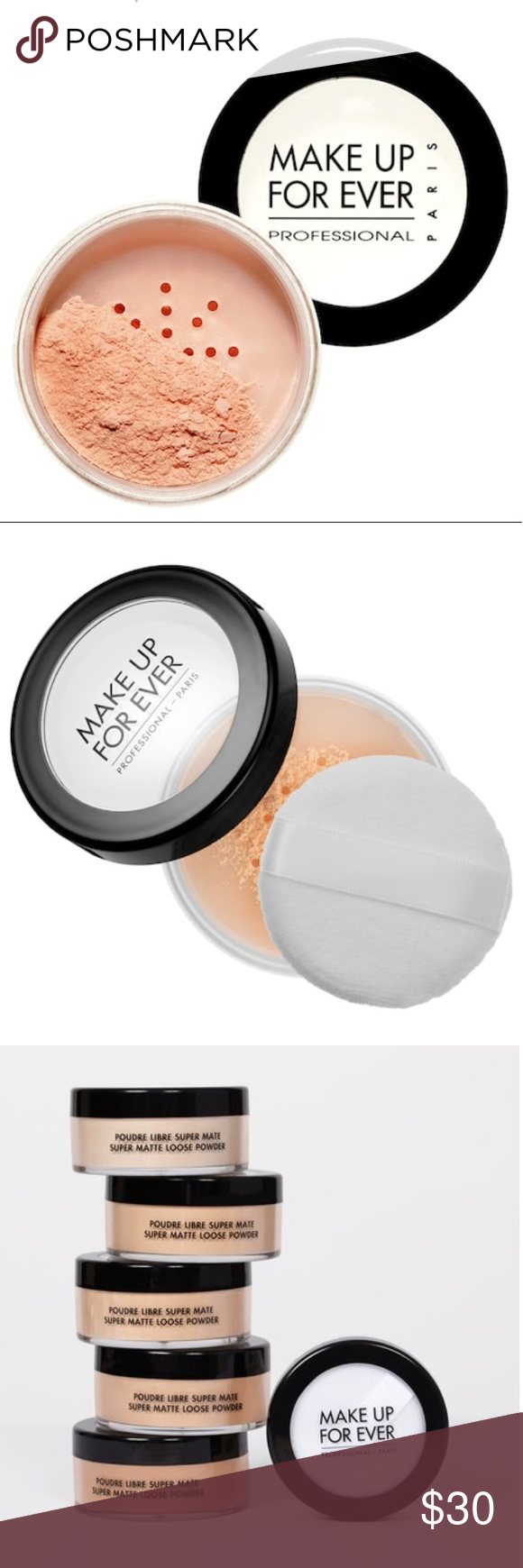 Makeup Forever HD Setting Powder Mini This is an ultra