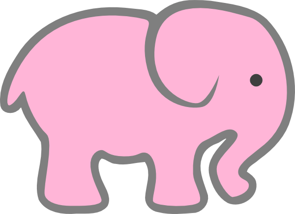 picture relating to Printable Elephant called Elephant Template Printable - Bing Shots sewing