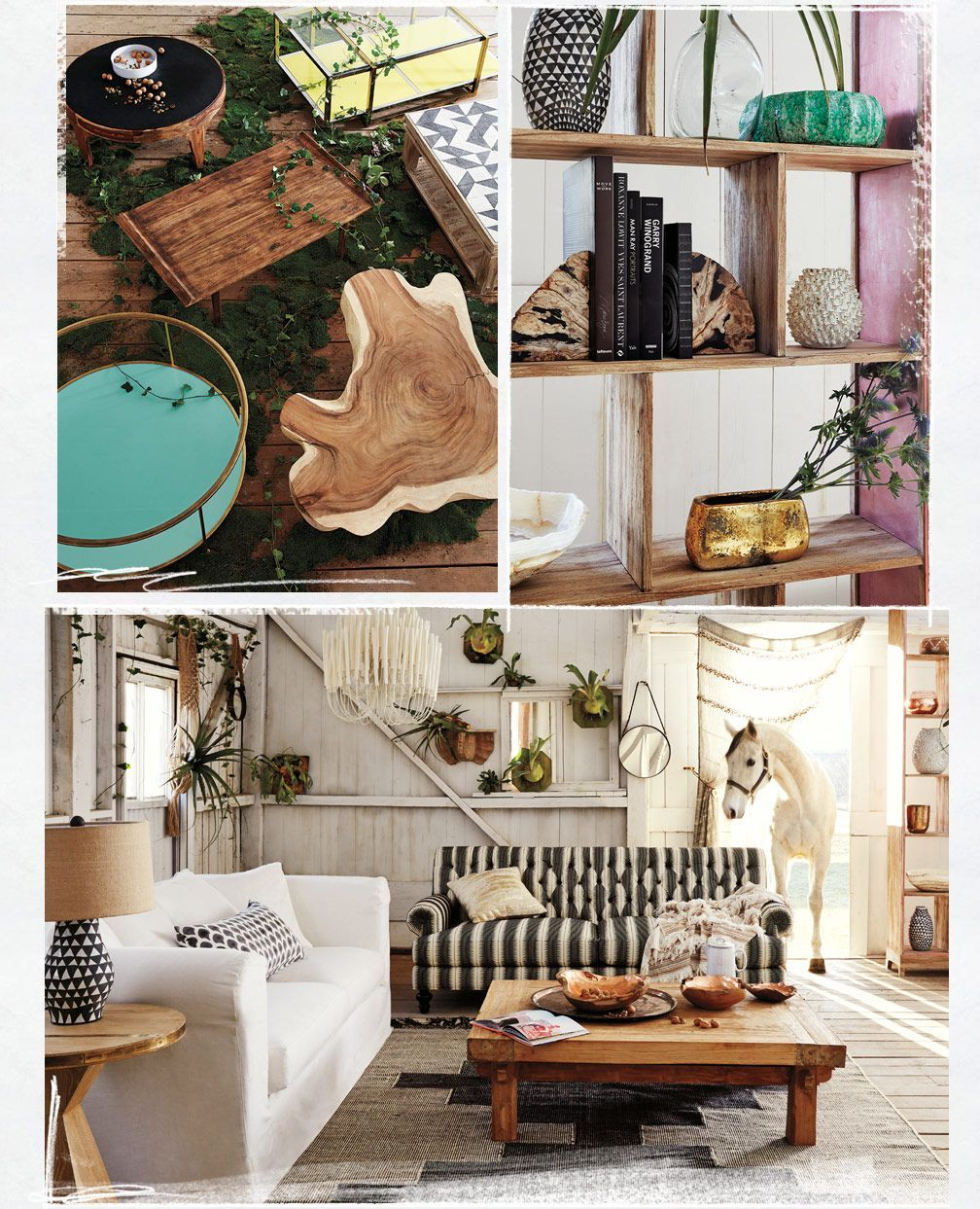 Anthropologie Shop The Home Lookbook Design