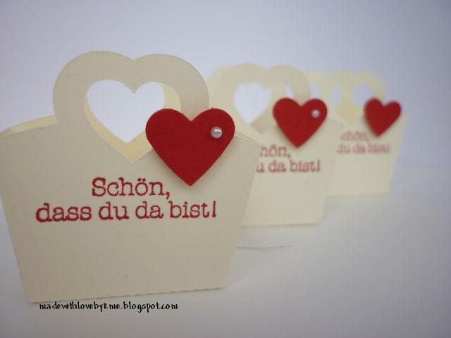 made with love by kme: Wenn der (kleine) Bruder heiratet .... #5
