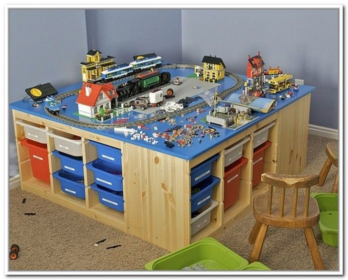 Lego Storage Table Australia