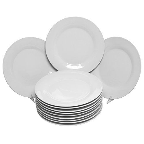10 Strawberry Street Catering 12 Dinner W Catering Pack 1 Https Www Amazon Com Dp B002laafys Ref Cm S 10 Strawberry Street Dinner Plate Sets Dinner Plates