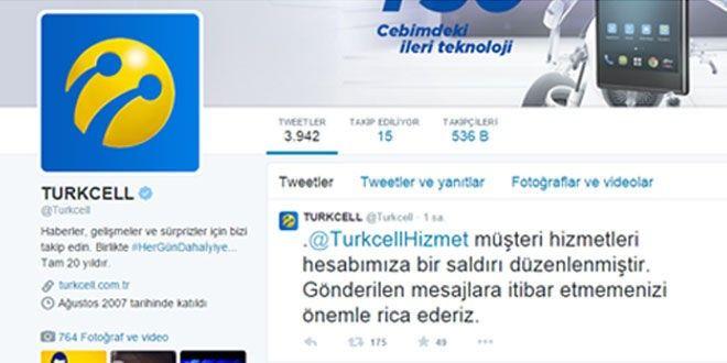 Turkcell Müşteri Hizmetleri Twitter Hesabı Hacklendi Ziyaret